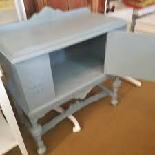 Vintage Small Desk by Second Time Charmed Nh Vintage Repurposed High Quality