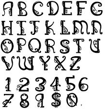 letter design pacq co