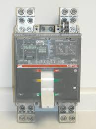 abb sace pr231 p tmax t7 s 1250a 3p circuit breaker ebay