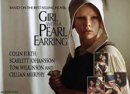 earring girl girl with a pearl earring screening