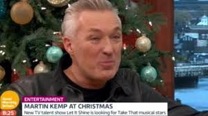birds of a feather martin kemp returns for christmas special tv