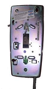 cortelco wall mount phone teledynamics product details itt 2554 ahc rd