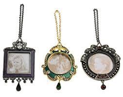 lenox vintage frame ornaments set of 3 kitchen