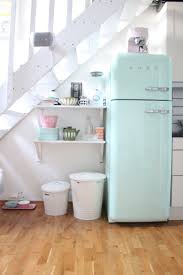 18 clever uses for the space under your stairs smeg fridge