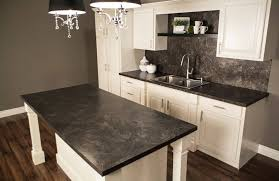Diy Kitchen Countertops Painted Paper Countertops Countertop Transformations Diy Paper