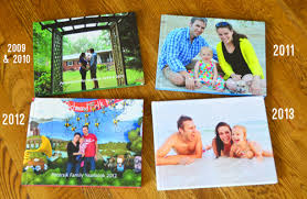 make a yearbook our family yearbook an annual photo book family yearbook