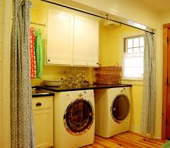 Laundry Room Curtain Decor Laundry Room Curtains Decor 28 Images A Vintage Inspired Aqua