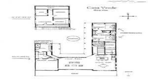 mexican hacienda house plans webshoz com