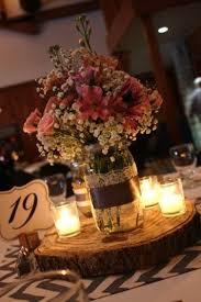 jar centerpiece ideas fall wedding centerpiece ideas with jar wedding