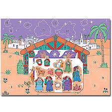 nativity advent calendar complete resource for the best advent calendars alpha