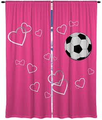Soccer Curtains Valance 171 Best Window Curtains Custom Images On Pinterest Window