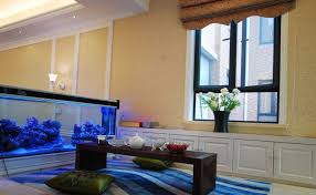 fish tank living room room design plan excellent in fish tank