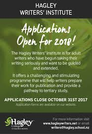hagley writers u0027 institute