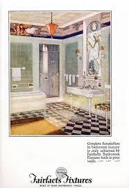 44 best 1920s bathroom images on pinterest 1920s bathroom