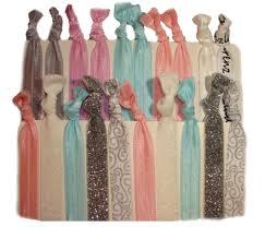 hair tie holder kenz laurenz silver chevron hair ties holders