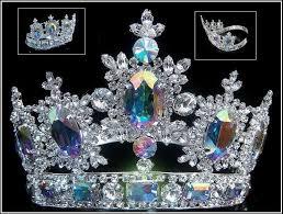 tiaras for sale rhinestone adjustable contoured royal premium crown crowndesigners