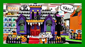 shop with us halloween kids crafts at michaels 2017 youtube