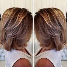 short brown hair with blonde highlights 50 hottest balayage hairstyles for short hair balayage hair