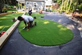 putting greens synthetic golf turf sport courts artificial