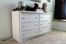 simply beautiful by angela the ugly dresser transformation
