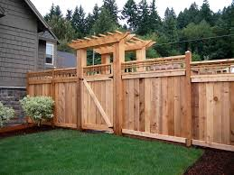 garden trellis with gate home outdoor decoration