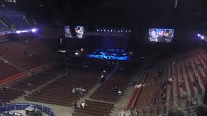 Mohegan Sun Arena Floor Plan Mohegan Sun Arena Section 110 Concert Seating Rateyourseats Com