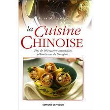 livre cuisine chinoise cuisine chinoise relié landra achat livre achat prix