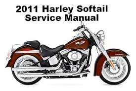 harley softail service manual downloads