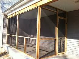 thebuilderfix a clean simple way to add a screen porch to your home
