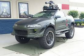 old mitsubishi eclipse zombie problems this craigslist mitsubishi 4x4 is the answer