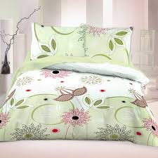 symphony 100 cotton bed linen set duvet cover u0026 pillow cases
