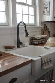 kitchens farmhouse style kitchen faucets also faucet kraususacom