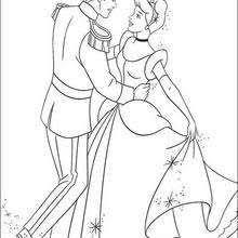 cinderella prince coloring pages hellokids