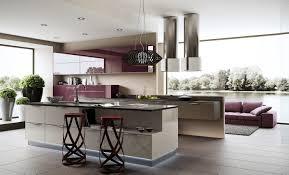kitchen white corner cabinets black bar stool brown dining