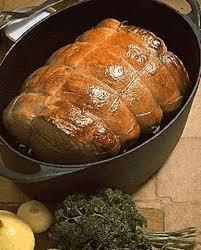 cuisine roti de veau rôti de veau en cocotte pour 4 personnes recettes à table