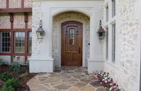 awesome images of front doors with with wooden varnishing entry