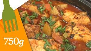 comment cuisiner le congre poisson tajine de poisson aux légumes 750 grammes