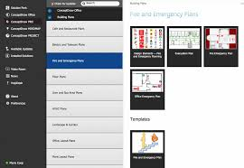 evacuation plan template response plan template management ontario