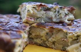 cuisiner les cotes de blettes flan de blettes au jambon ou saumon recette dukan pl par spicy