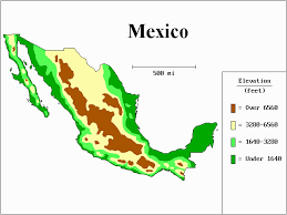 me a map of mexico map of mexico and facts thinglink