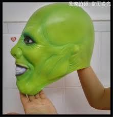 the mask costume free shipping party details loki mask jim