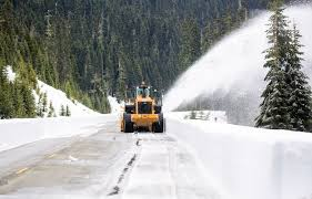 is winter coming early cascades highway closes for season