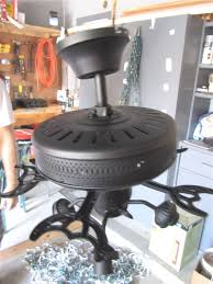 how to paint a ceiling fan blogher topic home garden editor s picks