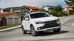 mitsubishi outlander sport 2016 black mitsubishi outlander sport news and reviews motor1 com