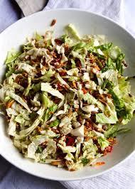 napa salad napa cabbage salad recipe