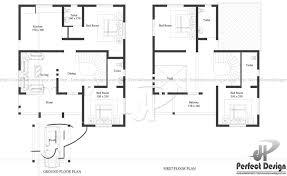 4bhk modern home designs u2013 kerala home design