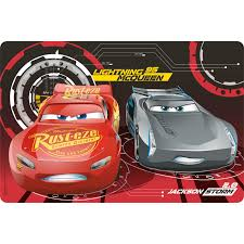 cars 3 placemats for sale lightning mcqueen u0026 jackson storm
