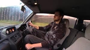 1993 Mitsubishi Pajero Drive Home Youtube