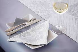Pliage Serviette Mariage Simple by