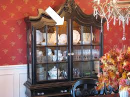 Black China Cabinet Hutch by Black China Cabinet Transformation Jennifer Allwood